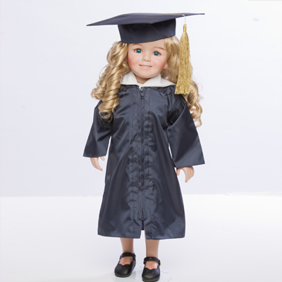 Graduation Cap and Gown - $19.00 : Girls n Grace Store